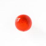 Gałka ceramiczna czerwona - DOT manufacture