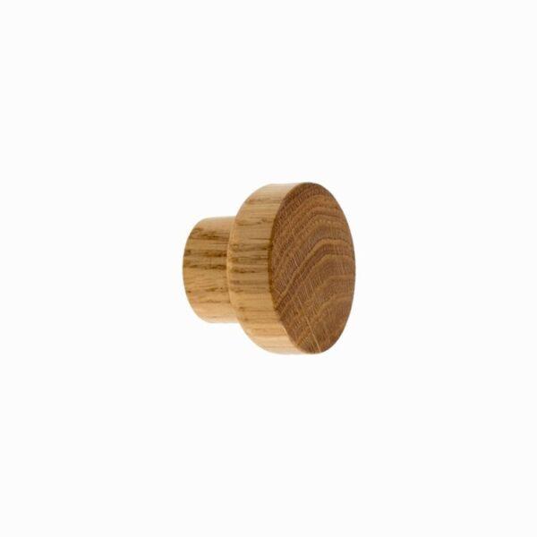 Średniej wielkości gałki do mebli SIMPLE o średnicy 3 cm - DOT Manufacture