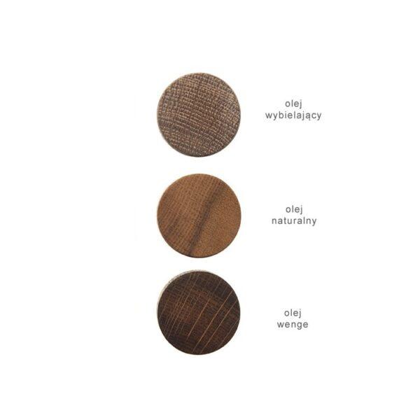 Kolory olejów do drewna   DOT Manufacture